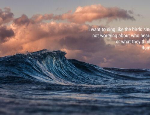 Wambajé – zingen voor inspiratie en frisse moed